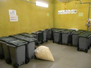 生ゴミ用冷蔵庫